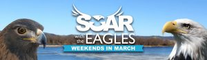 Soar with the Eagles - Weekend in March